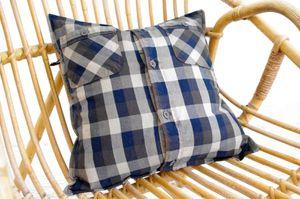 Coussins-chemises