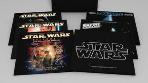 BOs de Star Wars ,collectors en vues !