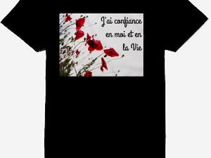 Boutique T-Shirts inspirants