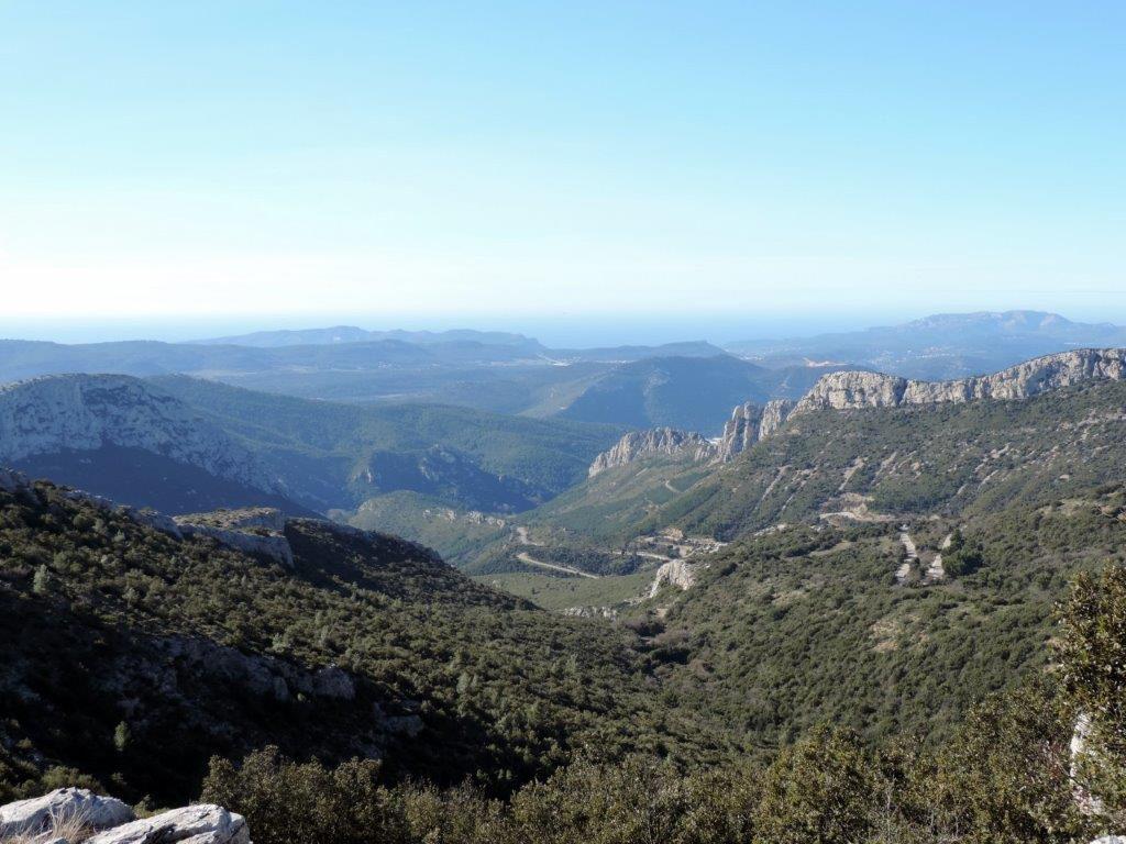 2021-02-11 La tour Cauvin et les dents de la Roque Forcade