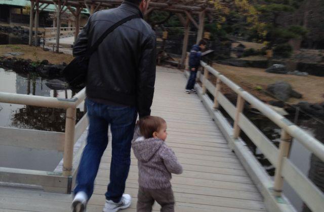 Partir avec bébé
