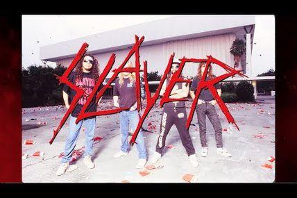 Tournée d'adieu à venir pour @Slayer !