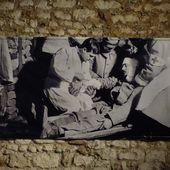 Photos exposition tant (temps) de guerre / La Roche Guyon - CERGYRAMA