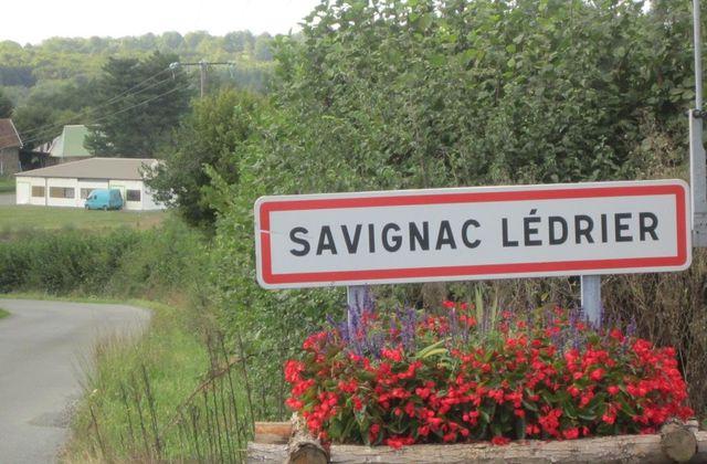 Du nouveau dans le bourg de Savignac-Lédreir