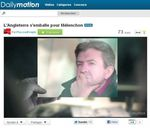 Dailymotion - L'Angleterre s'emballe pour Mélenchon