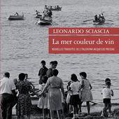 La mer couleur de vin - Les lectures de Martine