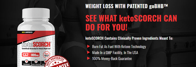 Keto Scorch : Reviews, Top 10 Benefits, Offers & Where TO Buy ?