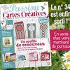 Passion Cartes Créatives, une carte et un tag...!
