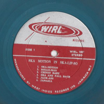Wirl Label [The Rocksteady Label]