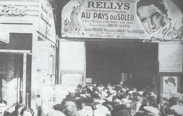 Rubrique années 50 : la France s'amuse