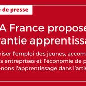 "CMA France propose la "" Garantie apprentissage "" - CMA France"