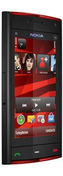 Nouveauté mobile : Nokia x6
