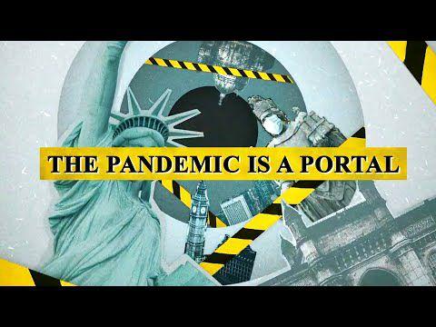 """La PANDEMIE est un PORTAIL pour le """"NOM - NWO"""" En MARCHE vers ses objectifs GENOCIDAIRES et de CONTRÔLE ABSOLU des populations - MAJ 25/09/2020."""