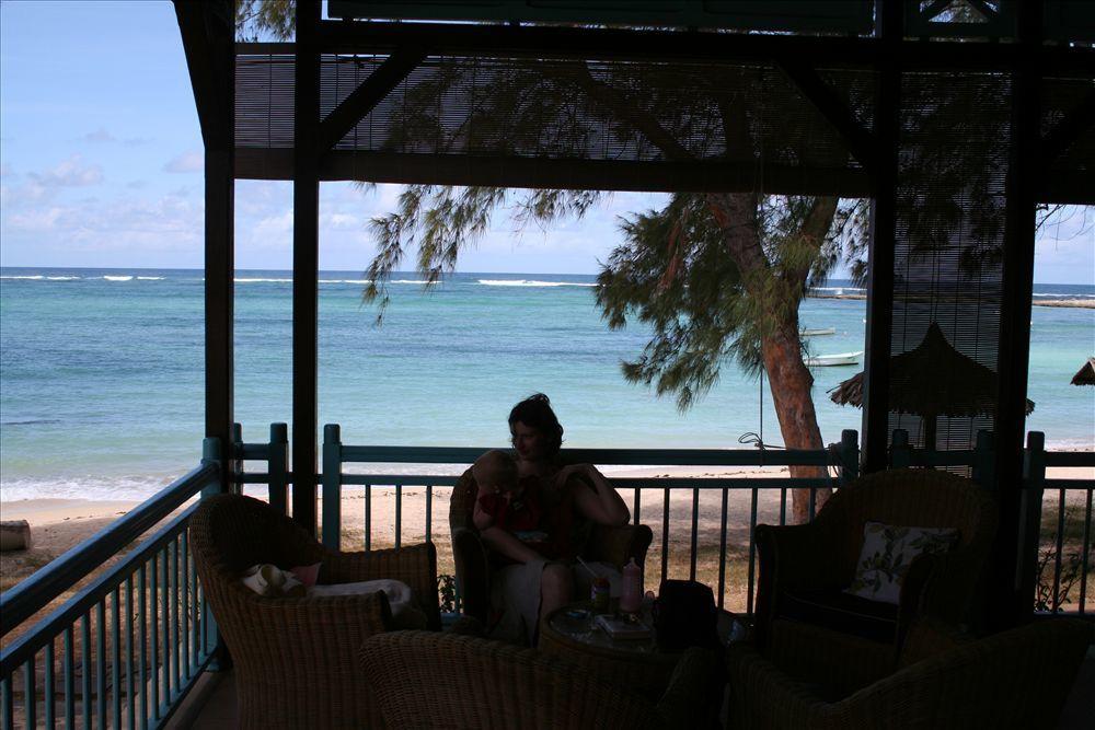 vacances de Noël 2006 à Rodrigues. Stage de Kite Surf...
