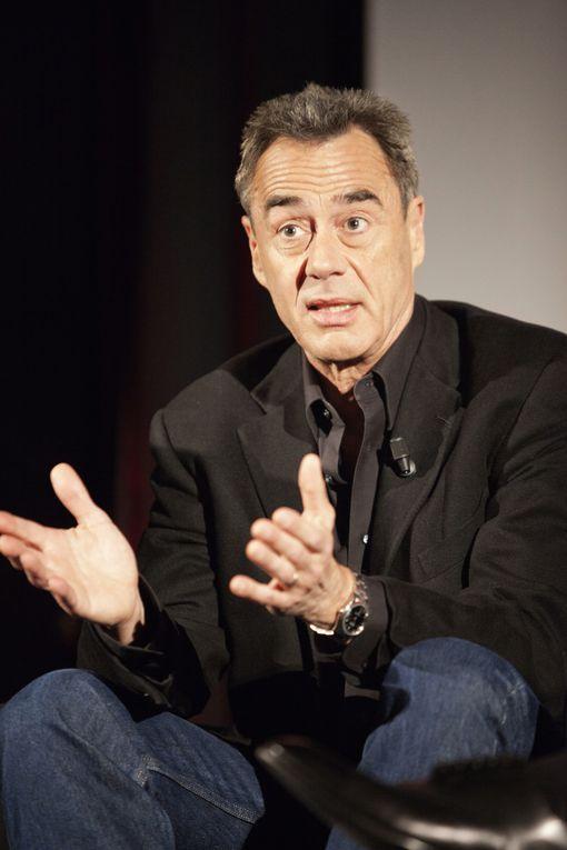 Les images de la présentation du film à Paris en présence du producteur Jim Morris et de l'acteur principal Taylor Kitsch, qui incarne John Carter à l'écran.