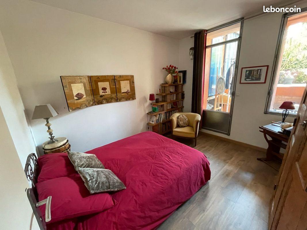 Appartement T4 avec terrasse 40 m²- Jean-Jaurès -