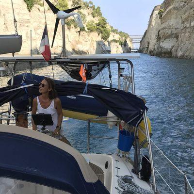 De la mer Egée à la mer Ionienne.