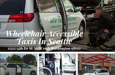 WHEELCHAIR ACCESSIBLE TAXI and HANDICAPPED TRANSPORTATION SERVICE