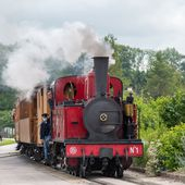Le chemin de fer de la baie de Somme ...