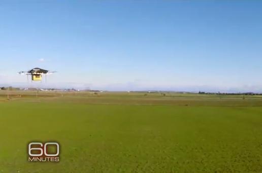 Drones : Amazon persiste ... et signe une demande d'autorisation à la FAA.