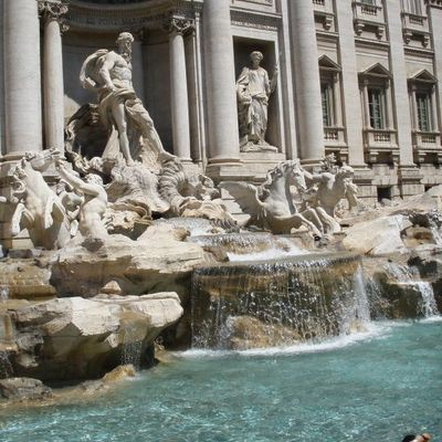Rome Guide of The Fontana of Trevi