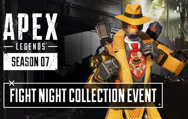 [ACTUALITE] Apex Legends - L'événement de collection Soir de combat