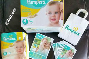 Test de Pampers Premium Protection