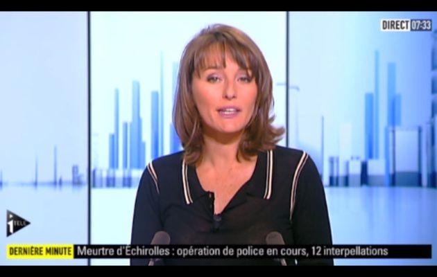 {2012 10 02] AMANDINE BEGOT - I>TELE - LE 6-9 @07H30