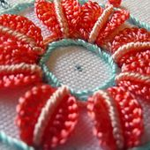 Brazilian Embroidery - Stitch Techniques That Work for Me