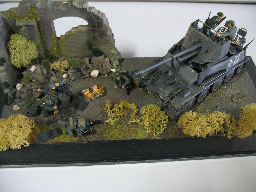 Stand Maquettes à la Bourse Militaria d'Yvetot du 30 mai 2010!