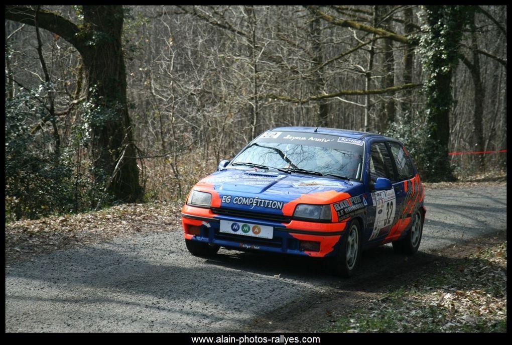 Rallye régional comptant pour la coupe de France 2016 et pour les comités Aquitaine et Limousin.