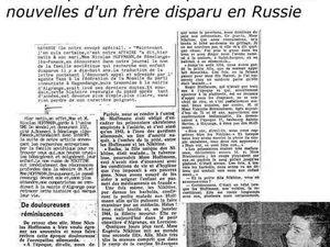 RL des 21 et 23 mars 1961