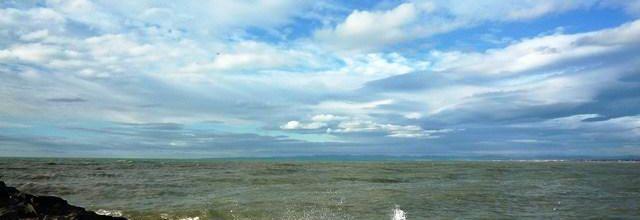 Le ciel est plus beau que la mer!