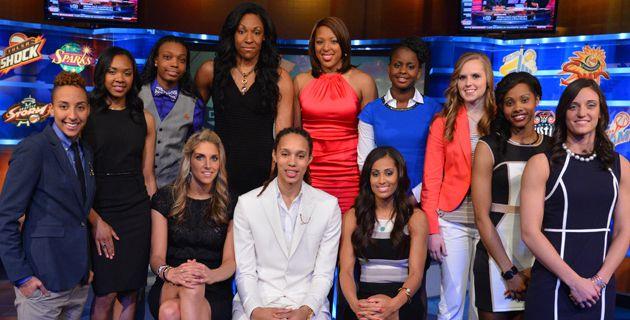 Draft WNBA: Brittney Griner choisie à la 1ère position