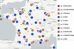 Cartographie des mouvements sociaux en cours, un essoufflement,  vraiment ??