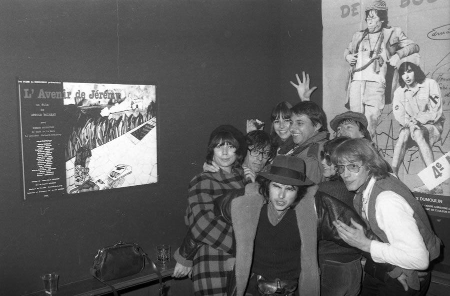 Romain Bouteille. Photo d'archives Progrès/Fabrice ROURE 1 /3 - Romain Bouteille (deuxième à gauche) et Henri Guybet (au centre), le 26 novembre 1980 lors d'un passage à Lyon, étaient les plus anciens de la troupe. Photod' archives Le Progrès 2 /3 - Romain Bouteille. Photo d'archives Progrès/Fabrice ROURE 3 /3