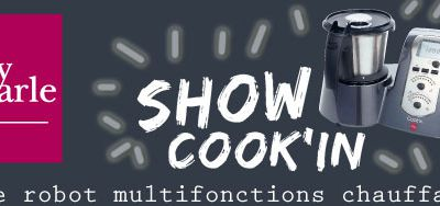 Invitation Show Culinaire Cook'in