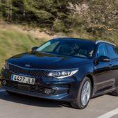 La Kia Optima...la famille s'agrandit! - FranceAuto-actu - actualité automobile régionale et internationale