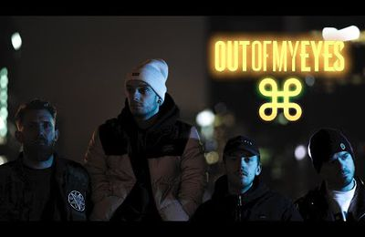 VIDEO - Nouveau clip de OUT OF MY EYES - CmdZ