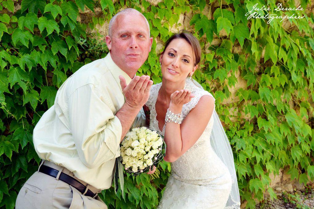 Mariage franco-américain à la Manade Occitane | Préparatifs de la mariée & Découverte des mariés | Photographe mariage Montpellier