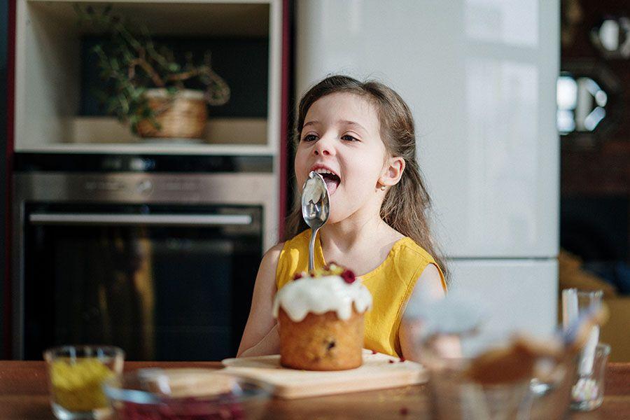 Bruciore di stomaco e disturbi gastrici nei bambini: alcuni consigli  alimentari