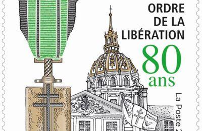 programme philatélique L'Ordre de la Libération
