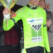 Alexis Di Manno au sprint