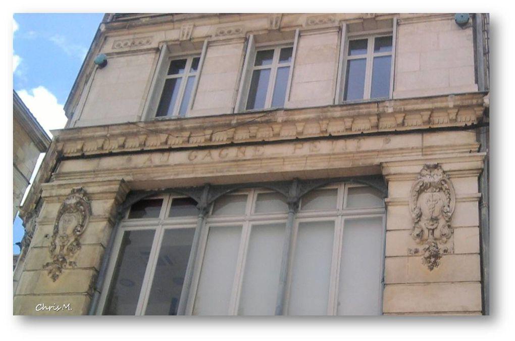l'architecte Mongeaud a signé ce bâtiment