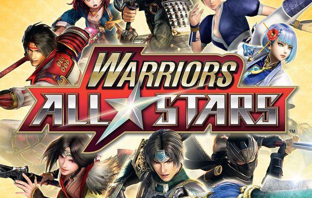 TEST de WARRIORS ALL-STARS (sur PS4): un menu Best Of Musô