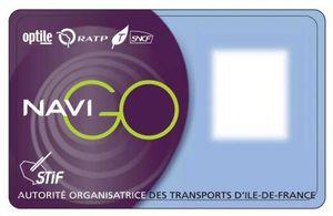 Le passe Navigo unique validé par le gouvernement