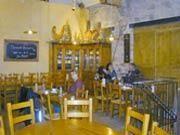 Au restaurant, Cours Saint Emilion