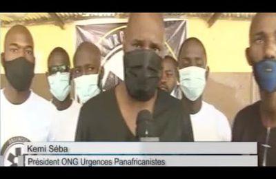 Kemi Seba - [🇲🇱Mali] : Action humanitaire de l'ONG Urgences Panafricanistes
