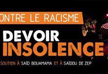 Procès d'opinion contre le sociologue Saïd Bouamama