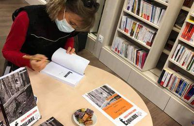 Arbas - Salon du livre avec Djalla Maria Longa